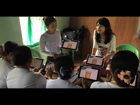 Supporting Teachers to Succeed with ICT for Education - UNESCO (Myanmar/ English)