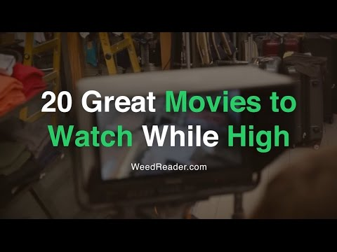 20 Great Movies to Watch While High
