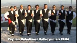 Bizim Eller - Ceyhan Belediyesi Halkoyunları Ekibi - 13 ocak 2012 - www.TurkToresi.com