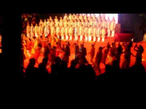 Welcome Song Father Agnel School Kids 2015