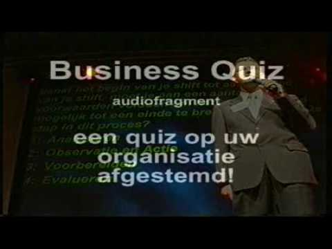 Patrick van Gils Speaker at Speakers Academy® - Businessquiz