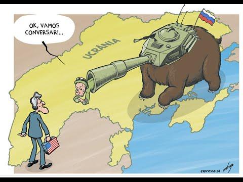 Russia - West standoff : Cold War 2.0?