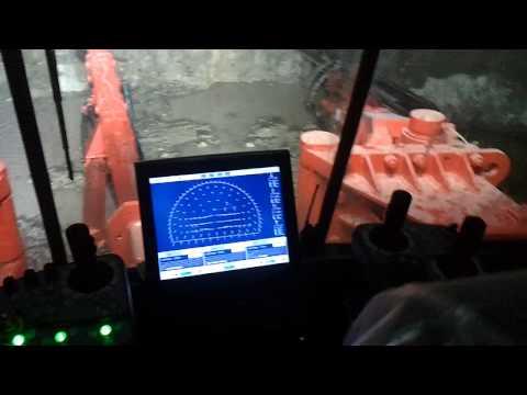 i JUMBO auto drilling
