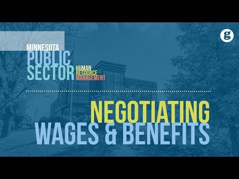 Negotiating Wages And Benefits