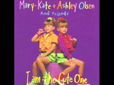 Mary-Kate & Ashley Olsen - Ginger the Talking Horse