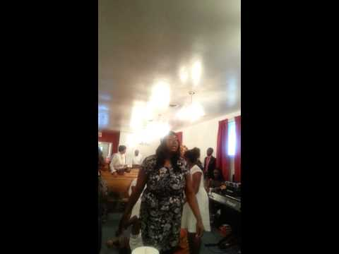 Pastor Witcher At Glorious Church Of God In Christ #2 My Praise Gets Results Praise Break