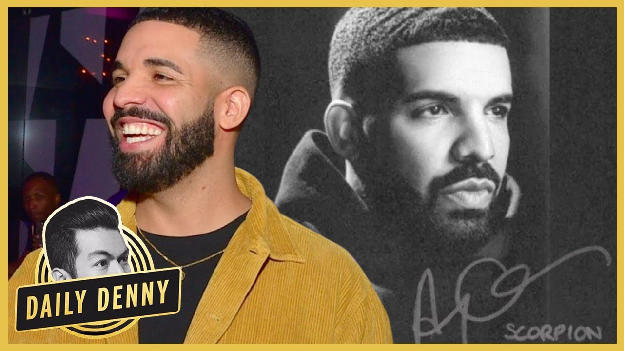 Does Drake Confirm He's a Father On New 'Scorpion' Album? | #DailyDenny