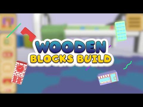 Wooden Blocks Build - Jsr Games