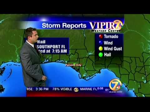 WJHG - Weathercast: Chris Smith and Adam Klotz 032313