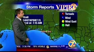 WJHG - Weathercast: Chris Smith and Adam Klotz 032313