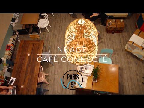 A LA RENCONTRE DES ENTREPRENEURS PIE #3 - Nuage Café