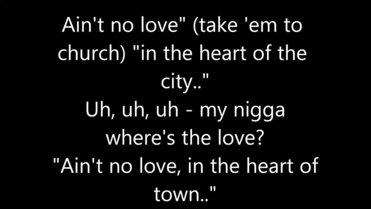 Jay z heart of the city aint no love lyrics youtube jay z heart of the city aint no love lyrics malvernweather Image collections
