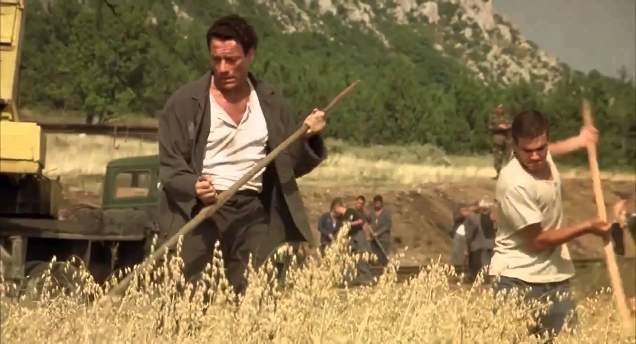 Salvaje 2003 Trailer Official Hd Van Damme Youtube