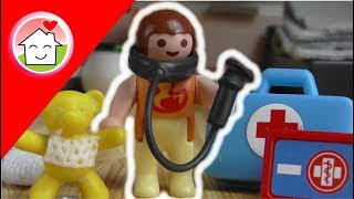 Playmobil Film Deutsch Doktor Anna / Kinderfilm / Kinderserie Von Family Stories