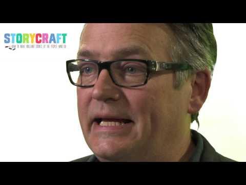 Charlie Higson World Book Day StoryCraft