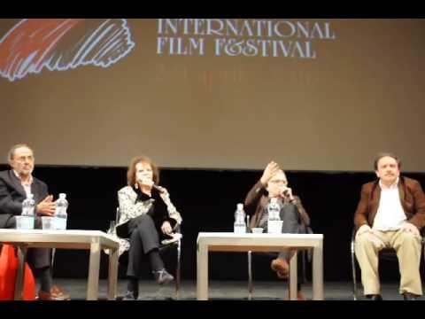 Claudia Cardinale e Marco Bellocchio al BIF&ST 2016: l'importanza della sala cinematografica