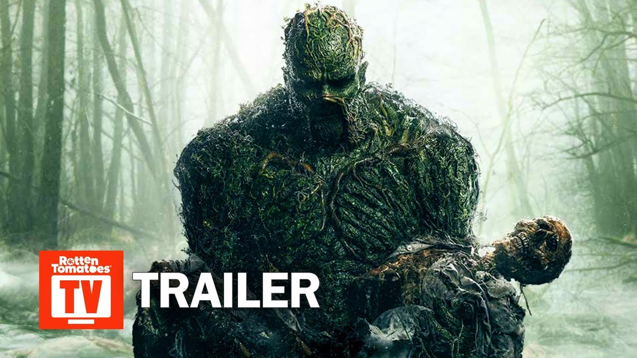 Download Swamp Thing Season 1 Trailer   Rotten Tomatoes TV