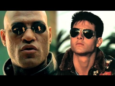 083e959fe35 Top 10 Shades Wearing Characters in Movies and TV - YouTube