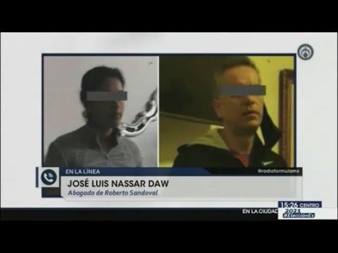 Roberto Sandoval, exgobernador de Nayarit, no debería haber sido detenido, afirma su abogado