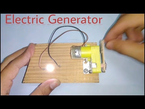 how to make electric project