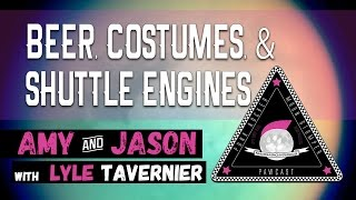 Could You Sleep in a Shuttle Engine  with Lyle Tavernier   PRMSP Ep 7