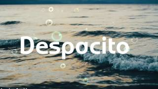 Despacito -- Justin Bieber  ft. Luis Fonsi & Daddy Yankee (lyrics Video)