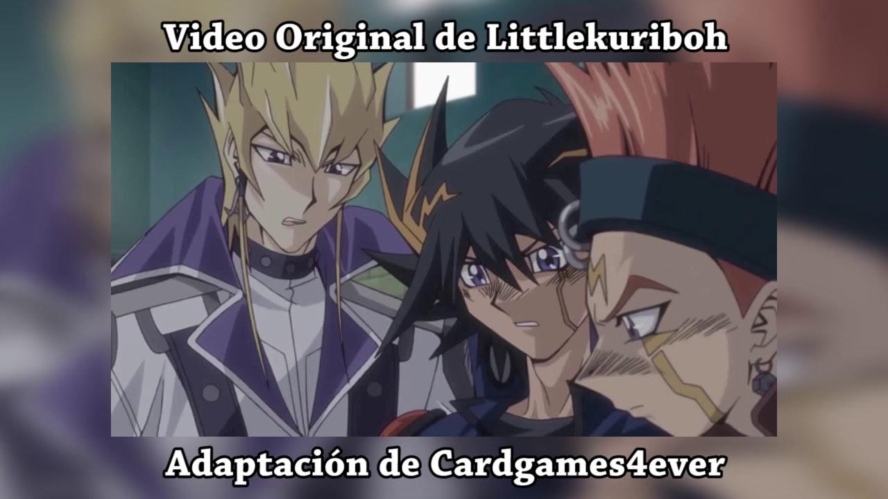 Ver Yu-Gi-Oh! Lazos Más Allá del Tiempo: La Película Corta en Español