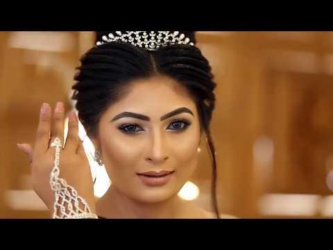 Western bridal Airbrush Makeup By Indumala Rajapaksha
