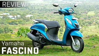 Yamaha Fascino :: Video Review :: ZigWheels
