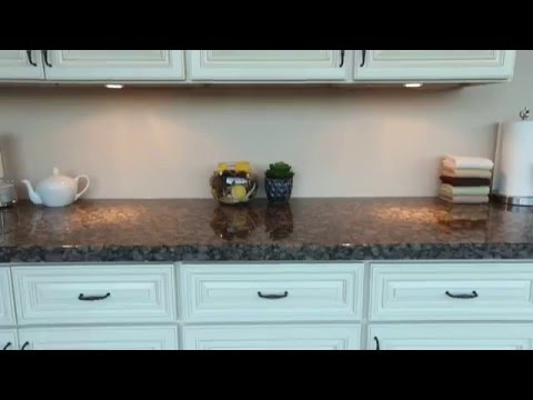Antique White Kitchen Cabinets | Wood Cabinets Los Angeles | Summit Cabinets