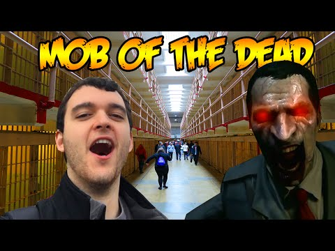 MOB OF THE DEAD IN REAL LIFE!