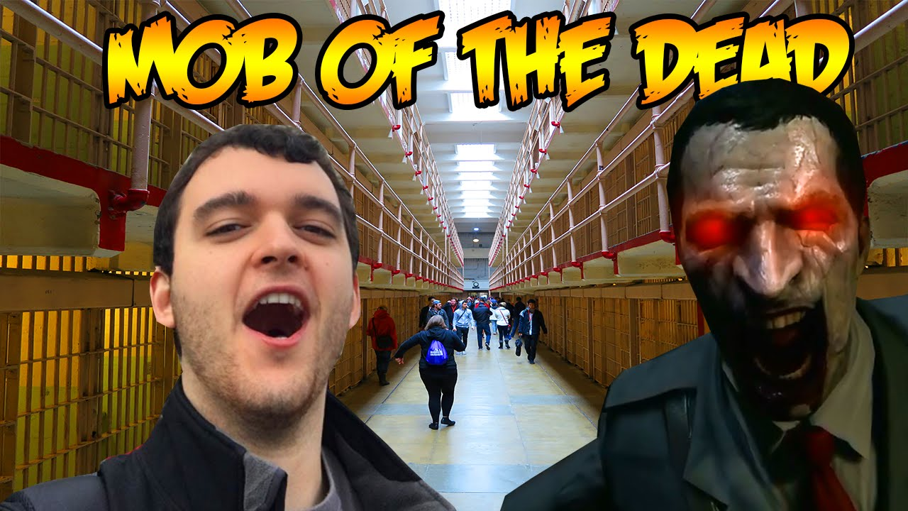 MOB OF THE DEAD IN REAL LIFE! - YouTube
