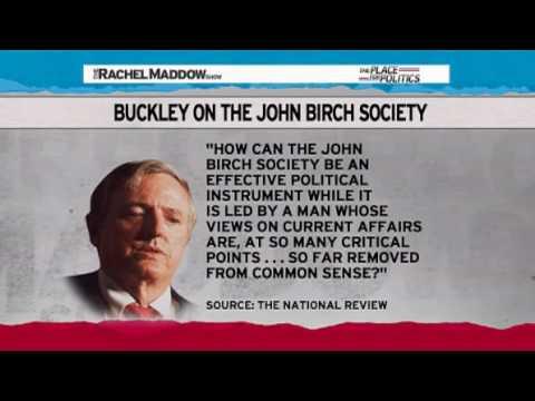 Rachel Maddow-Talkin John Birch Paranoid Blues
