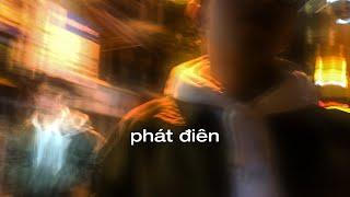Teeayz - PHÁT ĐIÊN (feat. Ngơ & Trung Trần) | CDSL Music Video (Official)
