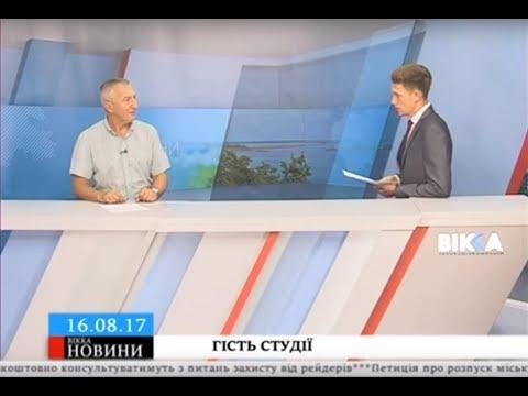 ТРК ВіККА: Гість студії – депутат Черкаської міськради Олександр Згіблов