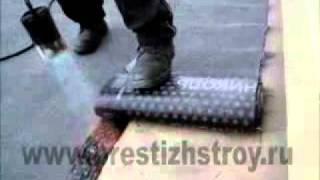 видео Еврорубероид uniflex