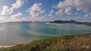 The Whitsundays | Australia Travel Vlog - GoPro Hero 4