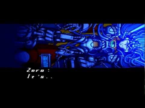 Mega Man X5 [100% Run] - Cutscene: Zero's Ending