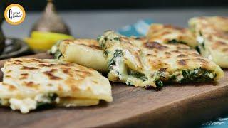 Turkish Gozleme Recipe By Food Fusion