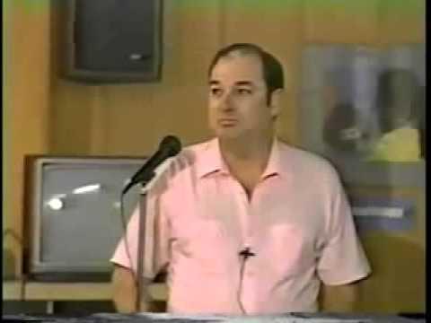 William Cooper   Sedona Arizona Lecture 1989