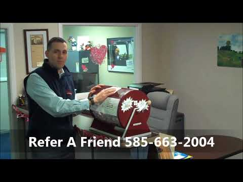 VanScoter Insurance Agency, LLC Monthly FREE Night Out Raffle