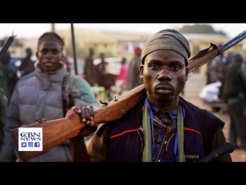 Christian World News - ISIS TARGETS AFRICA - January 1, 2021