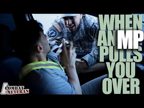 When An MP Pulls You Over! Part 3 - YouTube