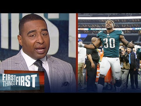 Cris Carter praises the Eagles after Week 11 of the NFL season | FIRST THINGS FIRST