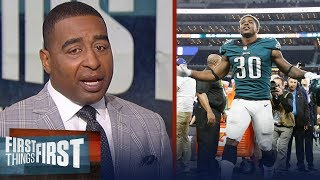 Cris Carter praises the Eagles after Week 11 of