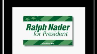 Be Prepared....for Ralph Nader