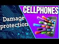 CELL PHONE..... PROTECTION FROM DAMAGE!!!  (PART 3  2019!!)