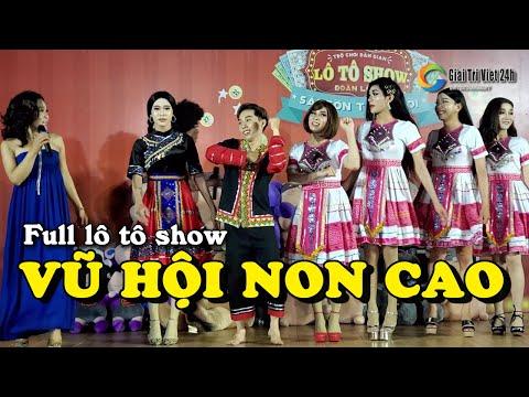 """[FULL] Lô Tô Show """"Vũ Hội Non Cao"""" Sôi động Cuốn Hút Khán Giả Bình Dương"""