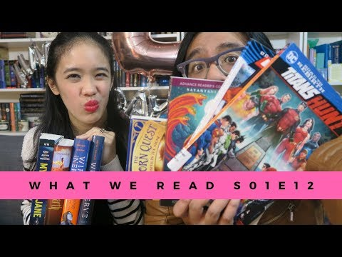 What We Read S01E12