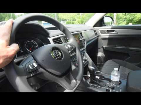 BRAND NEW 2018 Volkswagen Atlas V6 Launch Edition 4MOTION at Trend Motors VW Rockaway, NJ